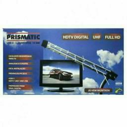 Antena digital UHF Prismatic