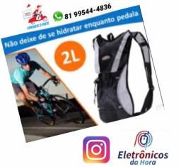 Mochila D Hidratação Bolsa Ciclismo Bike Aguá 2 L Sport só zap