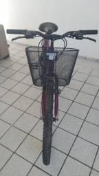 Bicicleta muito novinha
