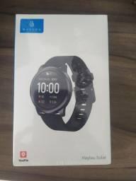 Relógio smartwatch haylou solar ls05 lacrado!!!