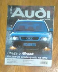 Título do anúncio: Revista Audi Magazine - Fevereiro 2001 - Numero 32 -allroad