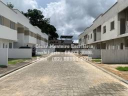 Col. Santo Antônio - casa 3 quartos- Duplex - condomínio