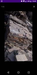 Pedra caco Verde Goiás