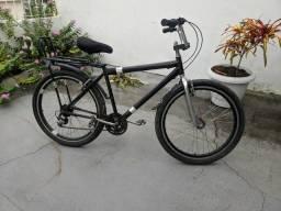 Título do anúncio: Bike bicicleta aro 26 topada!!