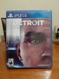 Detroit Become Human PS4 Mídia Física