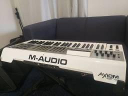 Teclado controlador M-AUDIO