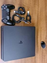 Playstation Slim 500GB! Aceito cartão!