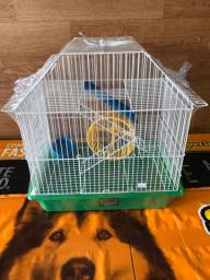Gaiola para hamster duplex