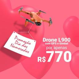 Promoção dia dos namorados Drone L900 de 990 por 770 até domingo. Até 12x Frete Grátis SP