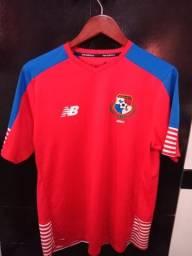 Camisa Panamá Oficial Copa do Mundo 2018
