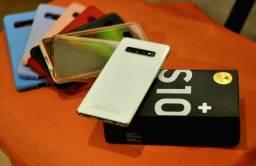 Samsung S10 Plus 128gb *leia descrição*