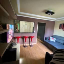 Título do anúncio: Apartamento com 3 dormitórios à venda, 55 m² por R$ 180.000,00 - Parque Industrial II - Ar