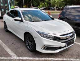 2020 10mil Km. Civic EXL 2.0 Chave Presencial. Igual 0Km. IPVA 2021 Pago. Troco