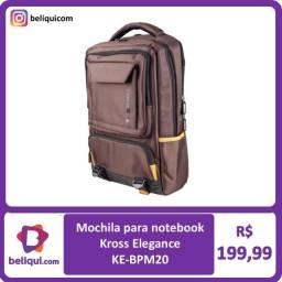 Título do anúncio: Mochila para notebook   Kross Elegance   Marrom