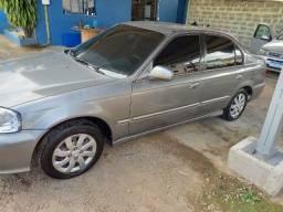 Honda civc Lx 1.6 ano 2000