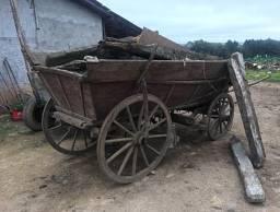 Carroça Antiga Funcionando