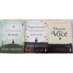 BOX de Livros: Jojo Moyes