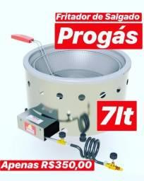 Máquina Fritar Batata Salgado