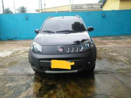 Vendo Fiat uno way - 2011