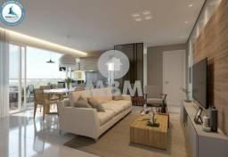Apartamento no Eusébio com 73m², 3 quartos e 2 vagas de garagem, excelente localização