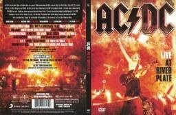 Blue Ray Ac/Dc - importado - Semi Novo - AC/DC Live at River Plate, usado comprar usado  São Paulo