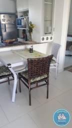 Apartamento na orla Paraíso dos Pataxós R$260.000,00