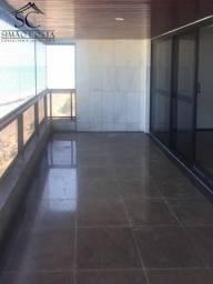 Excelente Apartamento na Avenida Boa Viagem | 400 Metros | 4 Suites | 4 Vagas |