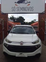 Fiat toro freedom automático 1.8 - 2018