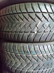 2/ pneus 2255017/ ranflet seminovos valor do par 600$$$