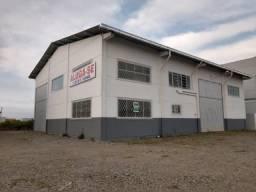 Galpão/depósito/armazém para alugar em Volta redonda, Araquari cod:L11151