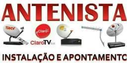 Antenista Instalador de Antenas