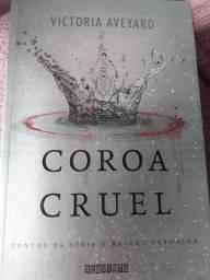 Livro Coroa Cruel