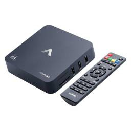 Smart Box Aquário Stv2000 4K Full hd Android