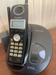 Telefone em fui com identificador d chamada
