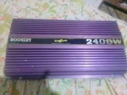 Modulo Booster 2400w vendo ou troco