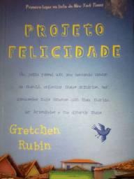 Livro Projeto Felicidade de Gretchen Rubin
