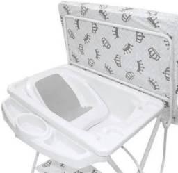 Banheira de Bebê Galzerano com Trocador