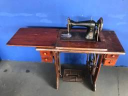 Máquina de costura singer - raridade