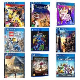 PLAY GAMES PS4 (LACRADOS)