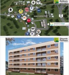 Apartamento novo por 135 mil
