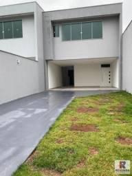Sobrado para Venda em Aparecida de Goiânia, Cardoso Continuação, 3 dormitórios, 3 suítes,