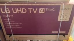 """Smart tv LG 65un7100psa 65"""" Lacrada com nf e garantia"""
