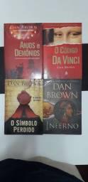 Coleção de Livros Dan Brown