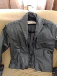Título do anúncio: Vendo jaqueta de couro