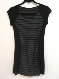 Vestido mini ou blusa alongada