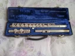 Flauta transversal 2sp gemeinhardt