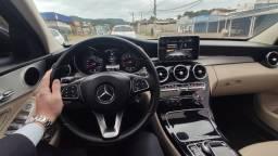 Mercedes-Benz C 200 2015 imperdível