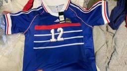 Camisa França 98 M