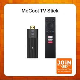 MeCool Tv Stick 4k 16GB ROM 2GB RAM Entrega Grátis Consulte Condições