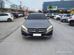 Título do anúncio: Mercedes C 180 Avantgard único dono excelente estado